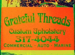 Grateful Threads ,Auto,Marine, Commercial, Upholstery,Austin,Tx