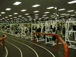 golds gym 007 (Custom)