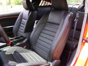 2009 mustang gt auto upholstery austin tx grateful threads custom upholstery. Black Bedroom Furniture Sets. Home Design Ideas