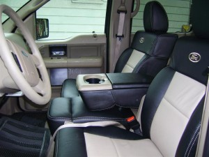 2005 ford f 150 auto upholstery austin tx grateful threads custom upholstery. Black Bedroom Furniture Sets. Home Design Ideas