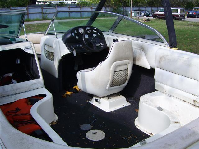 Tige Ski Boat Boat Marine Upholstery Austin Tx 78744