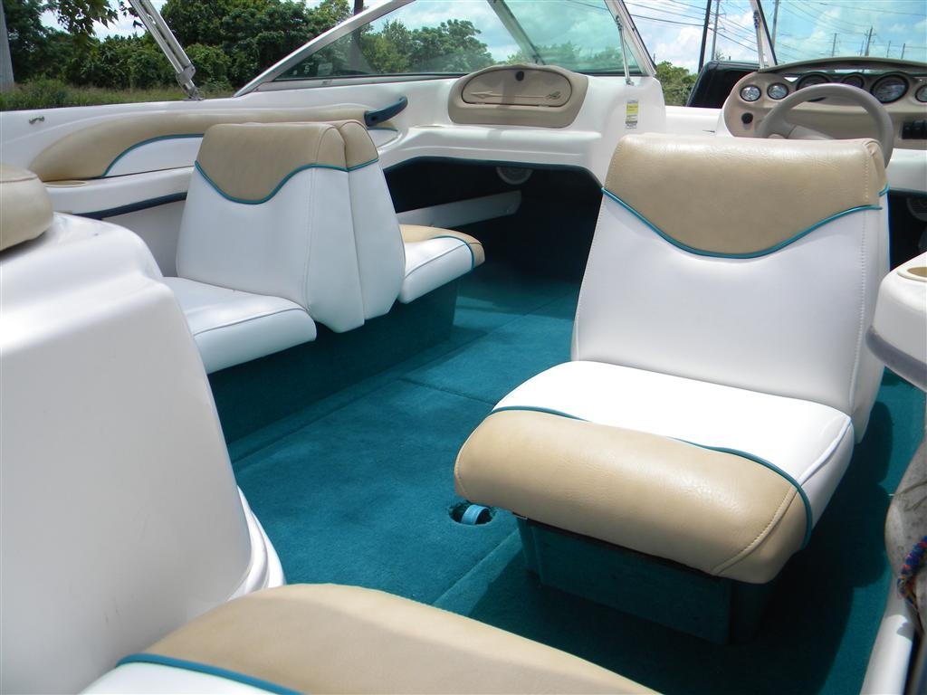 Sea Ray Boat Restoration Upholstery Austin Tx Grateful Threads Custom Upholstery