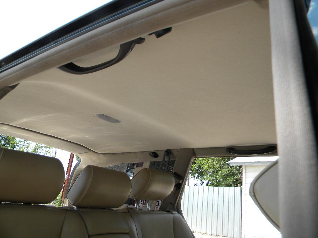 Mercedes Benz Headliner Uhoplstery Austin Grateful