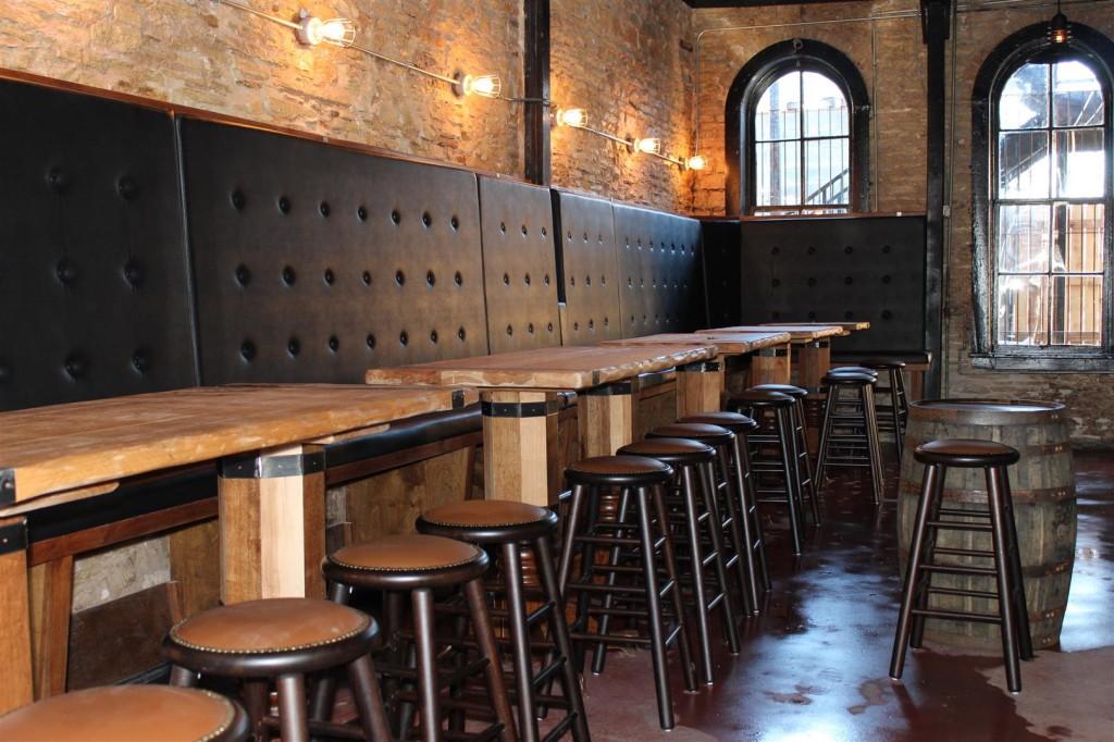 Commercial Upholstery - Restaurant Upholstery- Austin