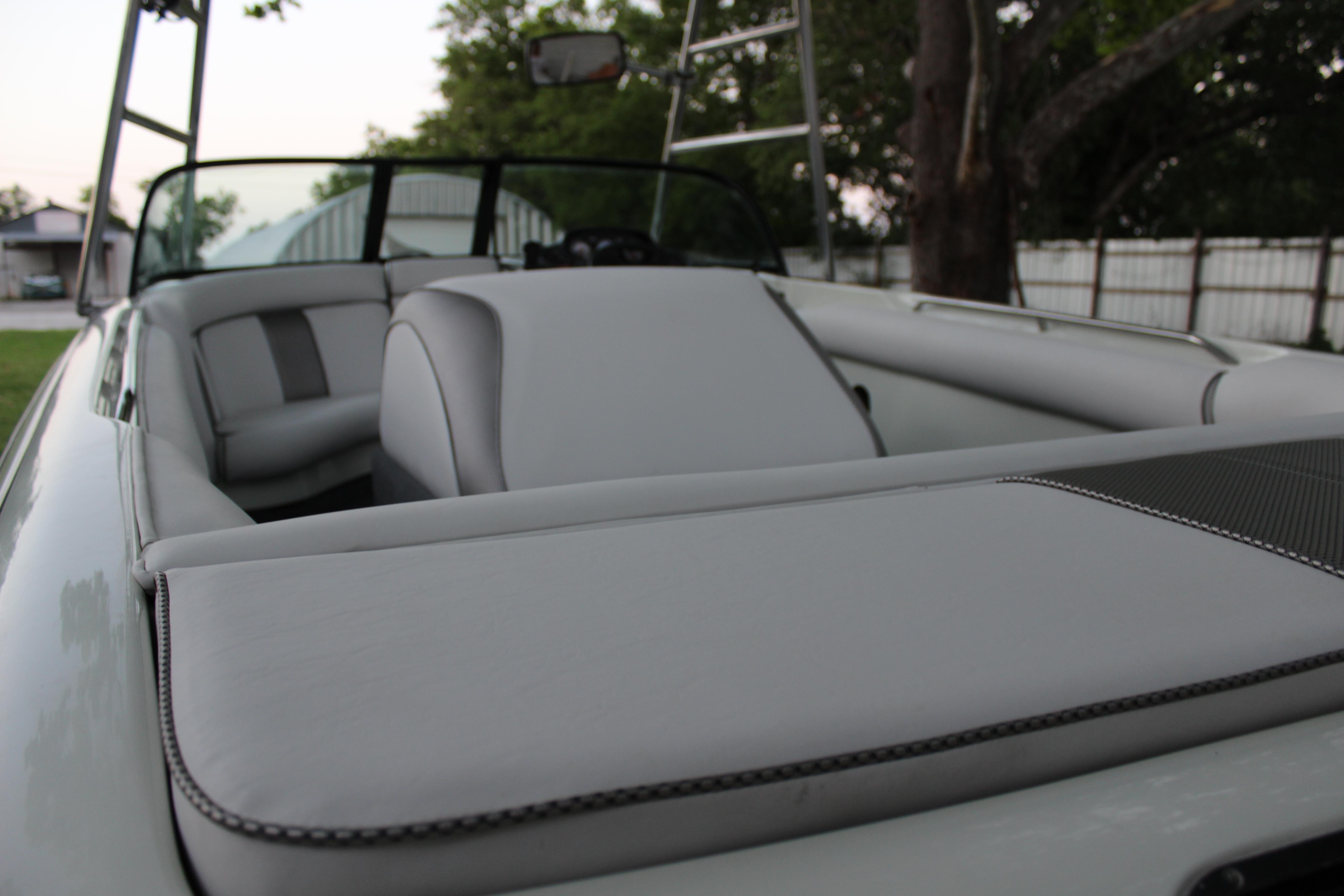 Malibu Ski Boat Boat Upholstery Austin Tx Grateful