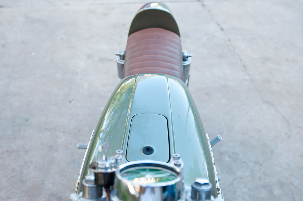 Upholstery - Austin - Motorcycle