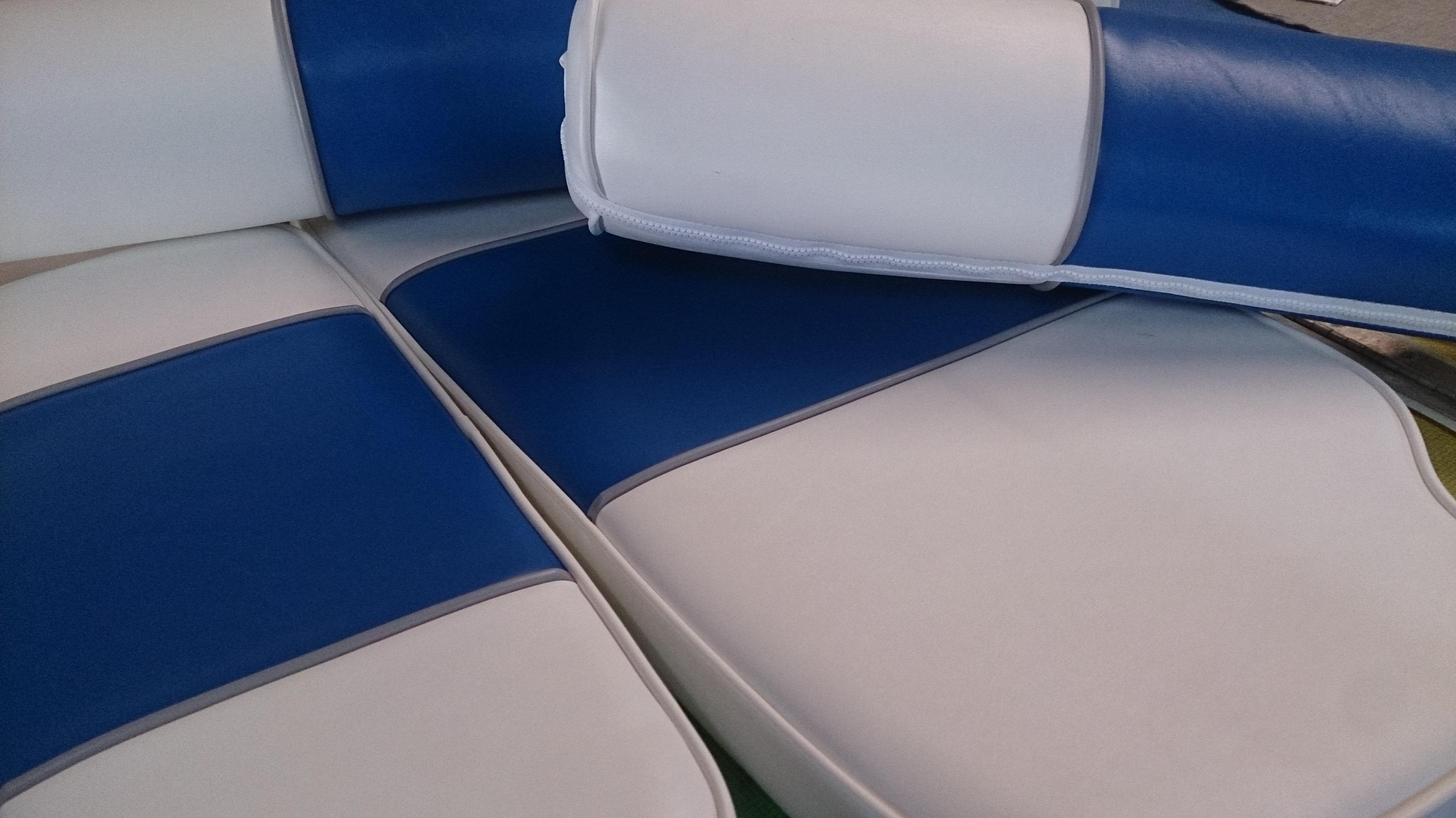 Bay Boat Marine Upholstery Grateful Threads Custom