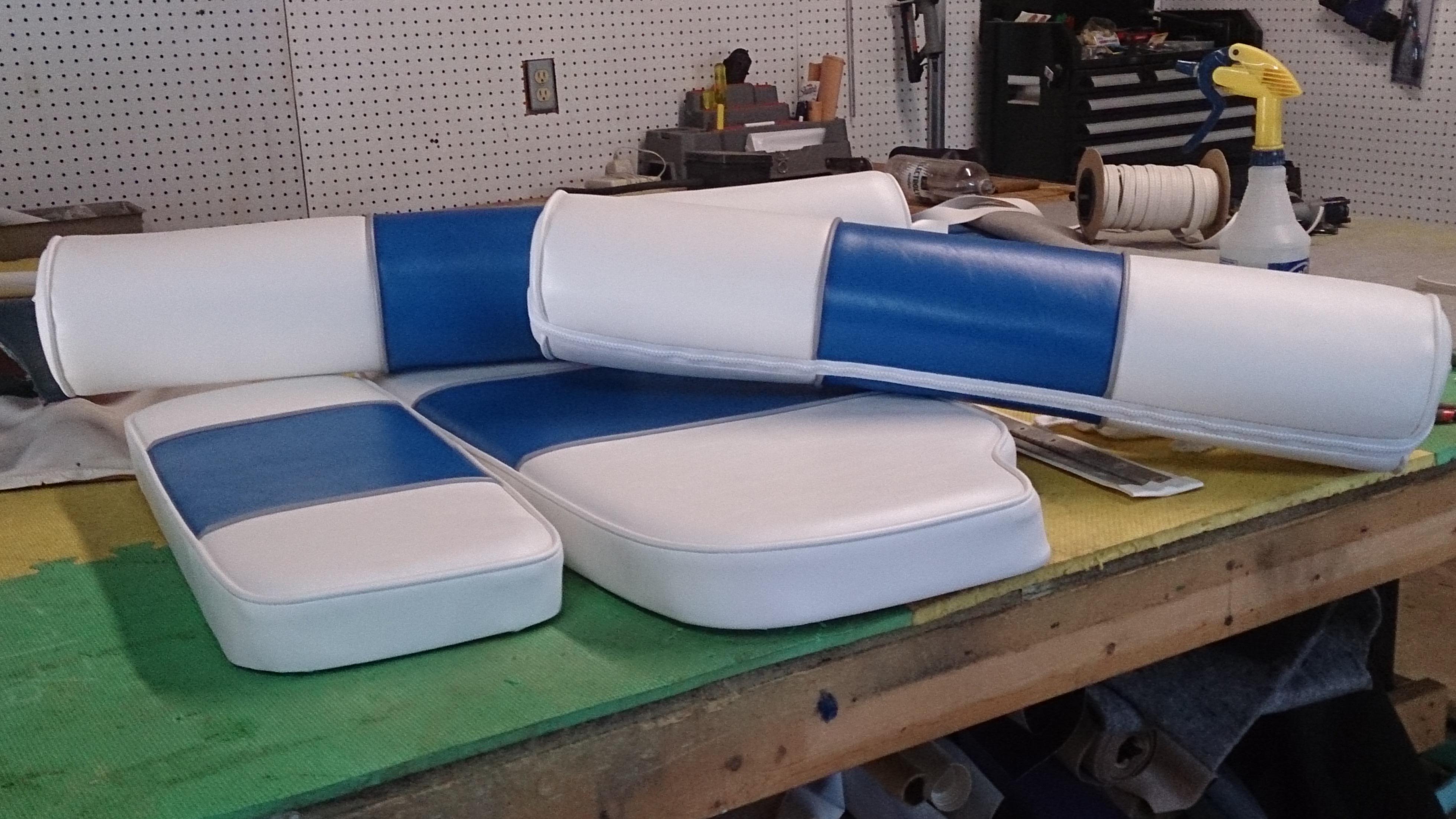 Custom Boat Upholstery 28 Images Boat Upholstery Custom Marine Canvas Upholstery Fort