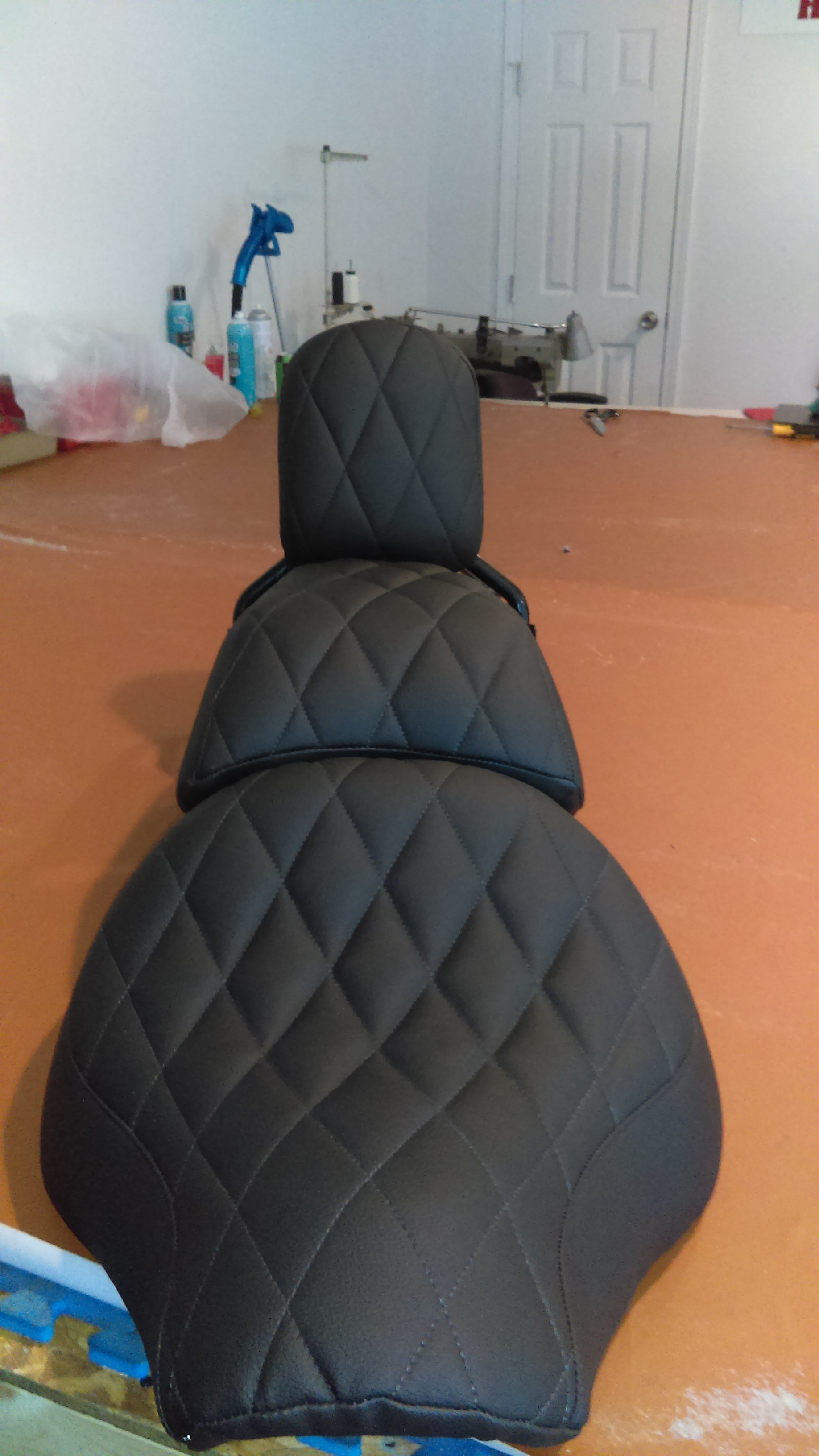 harley davidson fat boy seat bmw z3 office chair seat converted